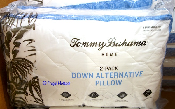 Tommy Bahama Quilted Pillow Costco
