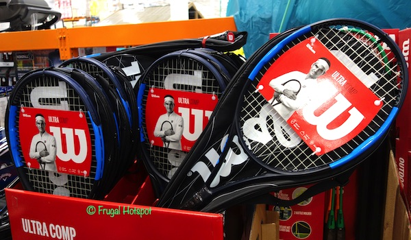 Wilson Ultra Comp Tennis Racket Costco