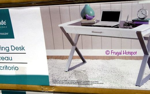 Bayside Furnishings Lila Writing Desk Costco