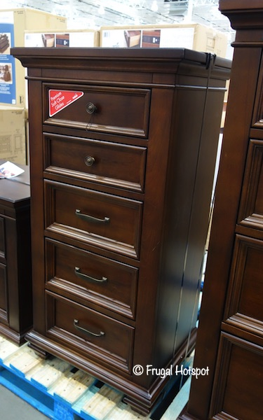 Northridge Home Conner Lingerie Chest Costco Display