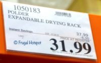 Polder Expandable Drying Rack Costco Sale Price