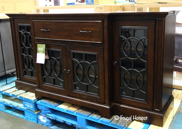 Bayside Furnishings Ashcroft Accent Console Costco Display
