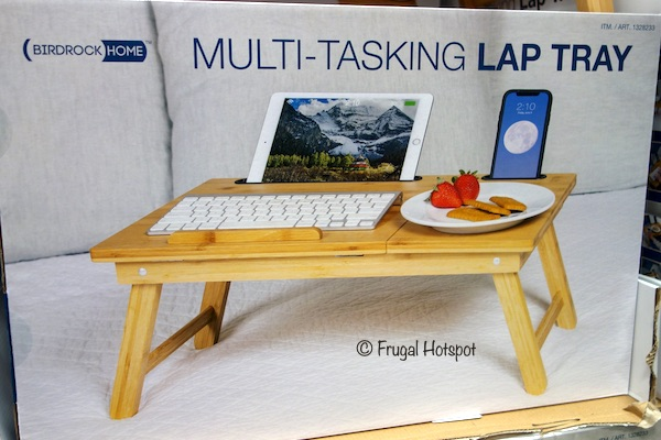 Birdrock Home Multi-Tasking Lap Tray Costco