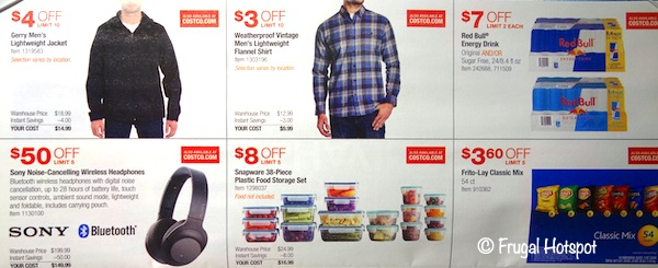 Costco Coupon Book August 2019 P10