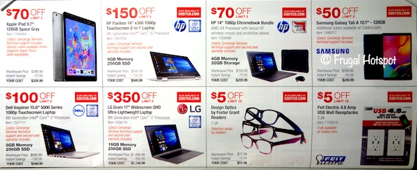 Costco Coupon Book August 2019 P12