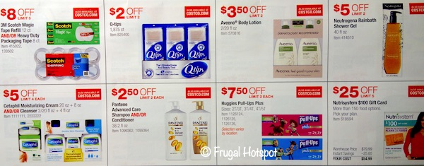 Costco Coupon Book August 2019 P15