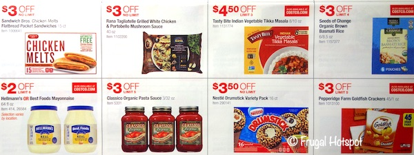 Costco Coupon Book August 2019 P17