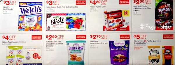 Costco Coupon Book August 2019 P18