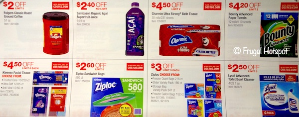 Costco Coupon Book August 2019 P20