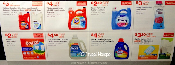 Costco Coupon Book August 2019 P21