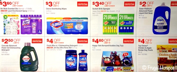Costco Coupon Book August 2019 P22