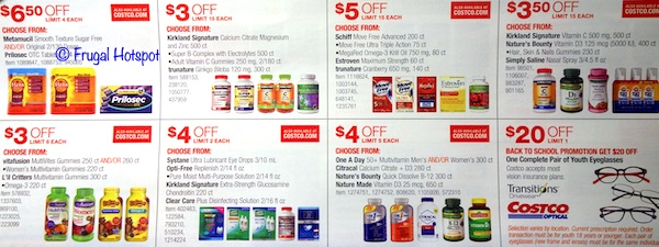 Costco Coupon Book August 2019 P24