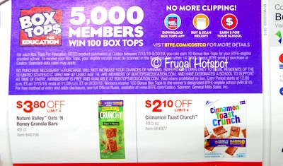 Costco Coupon Book August 2019 P28