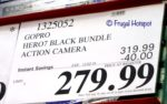 GoPro HERO7 Black Camera Bundle Costco Sale Price
