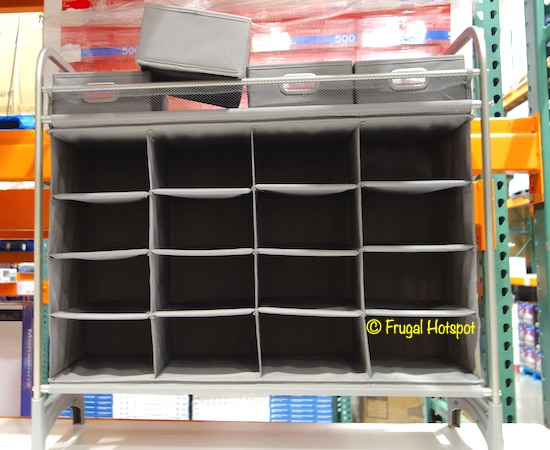 Neatfreak! 16-Cubby Organizer Costco Display