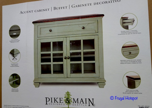 Pike & Main Lynd Accent Console Costco