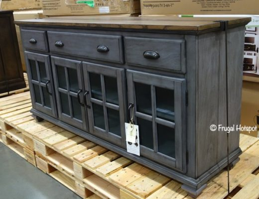 Pike Main Wesley Console Costco Display
