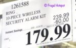 Ring Alarm Home Security Kit Costco Sale Price