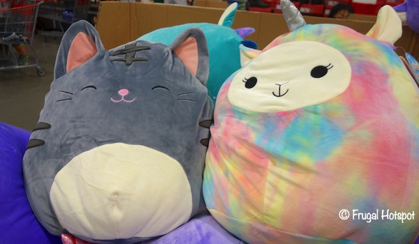 Squishmallows 16 Plush Tally and Lucy May Costco