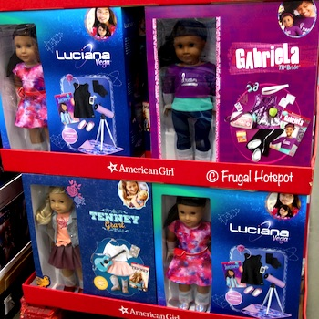 American Girl 18 Doll and Accessories Costco