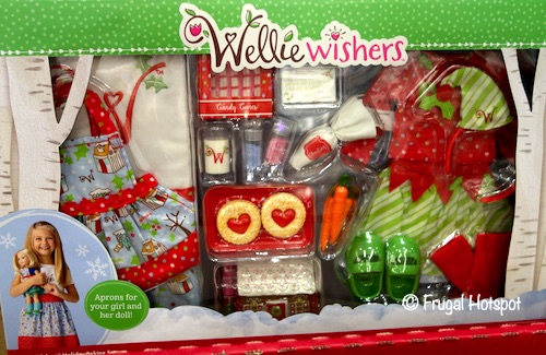 American Girl WellieWishers Baking Accessory Set Costco