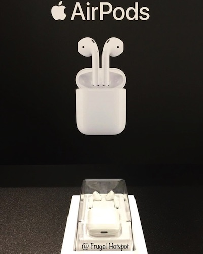 Apple Airpods with Charging Case Costco