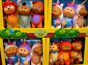 Cabbage Patch Kids Cuties 3-Pack Costco