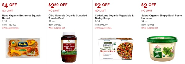 Costco ORGANIC Coupon Book September 2019 Page 5