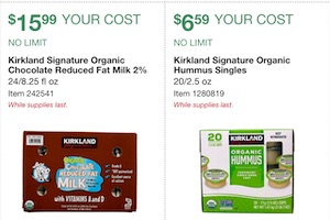 Costco ORGANIC Coupon Book September 2019 Page 8