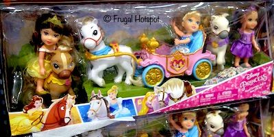Disney Princess Royal Carriage, Doll and Pony Gift Set Costco