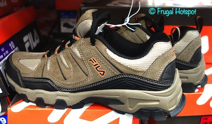 Fila Men's Trail Shoes Costco