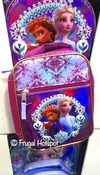 Frozen 2 Backpack and Lunch Bag Costco