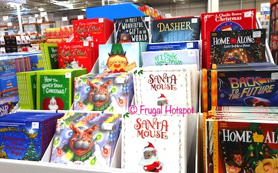 Holiday Books 2019 Costco