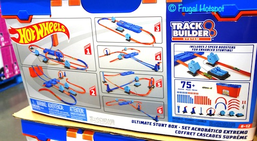 Hot Wheels Ultimate Track Builder System Costco