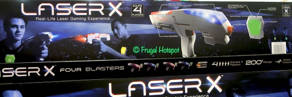 Laser X Real-Life Laser Gaming Experience Costco