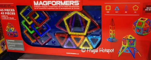 Magformers Magnetic Construction Set Costco