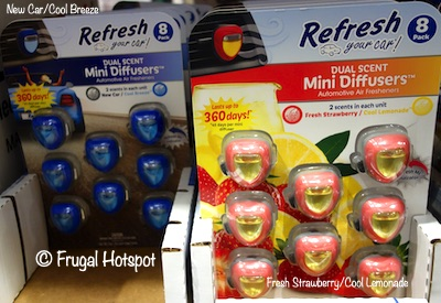 Refresh Your Car Air Freshener Costco