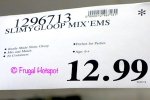 SlimyGloop Mix'ems 24-ct Costco price