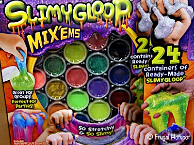 SlimyGloop Mix'ems 24-ct Costco