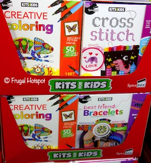 Spicebox Kits for Kids Costco