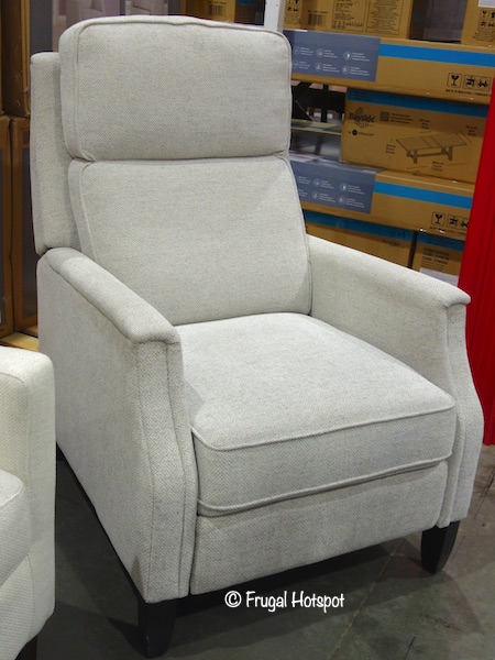 Synergy Home Kammi Pushback Recliner Costco Display