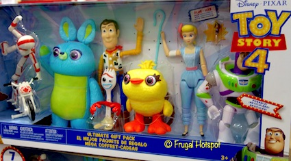 Toy Story 4 Ultimate Gift Pack Costco