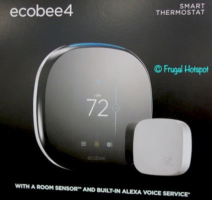 ecobee4 Smart Thermostat Costco