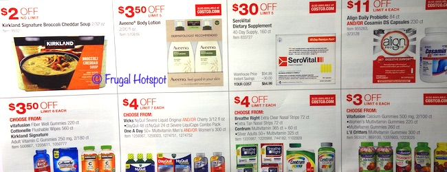 Costco - Coupon Book November 2019 Page 20