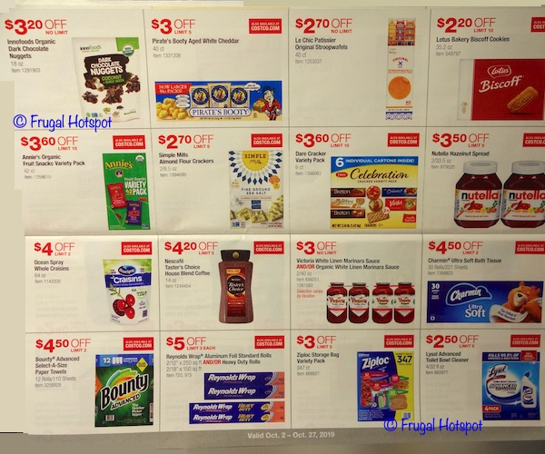 Costco - Coupon Book OCTOBER 2019 P7
