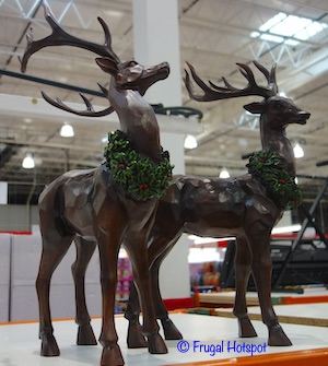 Decorative Deer 2-Pack Costco