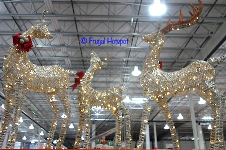 Deer Family Set of 3 Costco