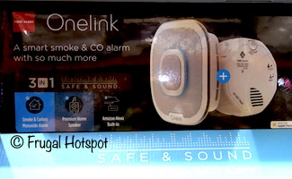 First Alert Onelink Safe and Sound Bundle Costco