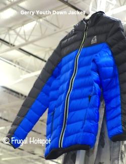 Gerry Youth Down Jacket Costco