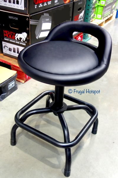 Type S Ultra Cushioned Shop Stool Costco Display